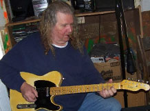 Richard Young of The Kentucky Headhunters / O.C. Duff Pickups